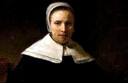 Poetry Foundation photo of Anne Bradstreet