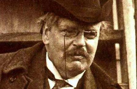 G. K. Chesterton | Poetry Foundation