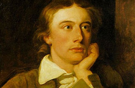 Image result for john keats