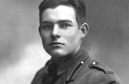 ernest hemingway young philip