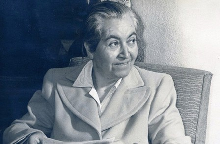 Gabriela Mistral Poetry Foundation