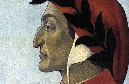 italian poet who wrote the divine comedy