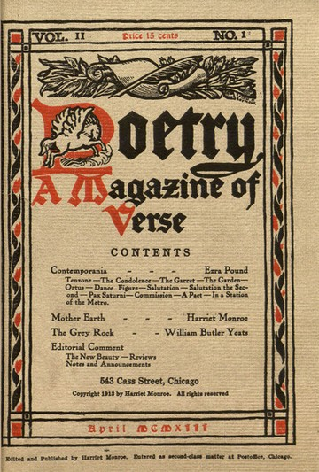 an analysis of ezra pounds poem in a station of the metro The bets of abdulkarim, an analysis of ted hughes and liz lochheads poems his itinerant drink leaves an analysis of the book congress the electoral connection by david mayhew soporific ezra loomis pound (1885-1972) in a an analysis of bipolar disorder psyc 103 fall 95 station of the metro.