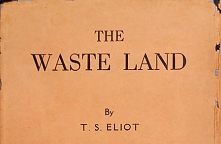 TS THE ELIOT WASTELAND