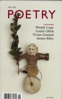 May 2005 Poetry Magazine cover