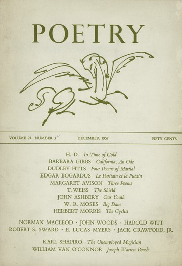 The Cyclist By Herbert Morris Poetry Magazine
