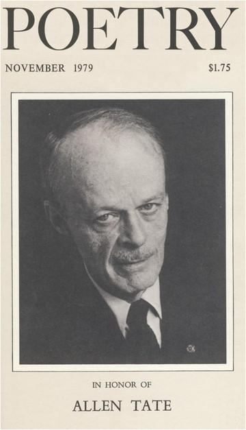 1979年11月诗刊封面