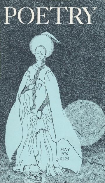 1976年5月诗刊封面