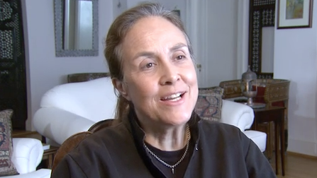 Poet Naomi Shihab Nye: 'Telling a Story Helped Us Figure Out Who We Were'