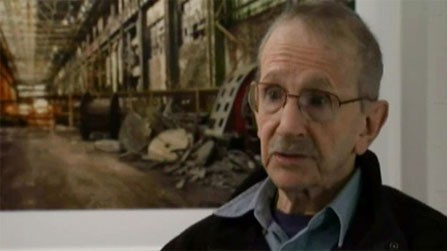 Poet Philip Levine Recalls Life at the Factory