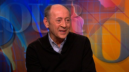 Poet Billy Collins discusses humor, authenticity and <em>Aimless Love</em>