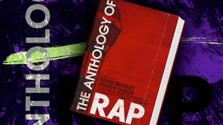 Anthology Traces Rap's Lyrical Journey, Poetic Roots