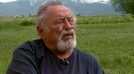 "Writer, Poet Jim Harrison Is a Determined ""Outsider"""