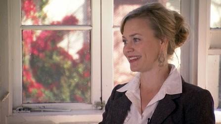 Poet and Molecular Biologist Katherine Larson