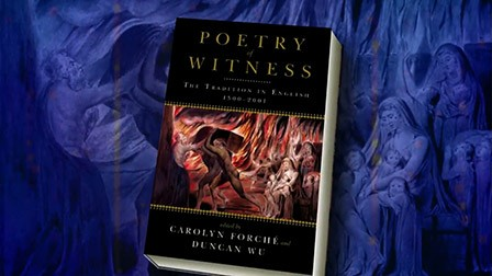 Poet Carolyn Forché gathers 500 years of violence and conflict in new anthology