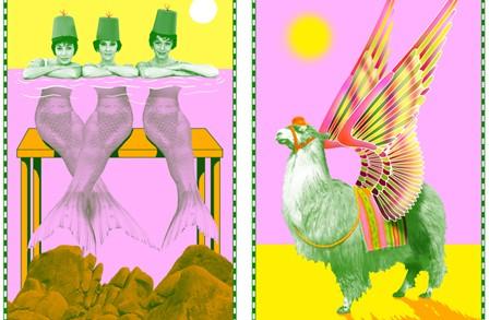 Pegasus & Mermaids