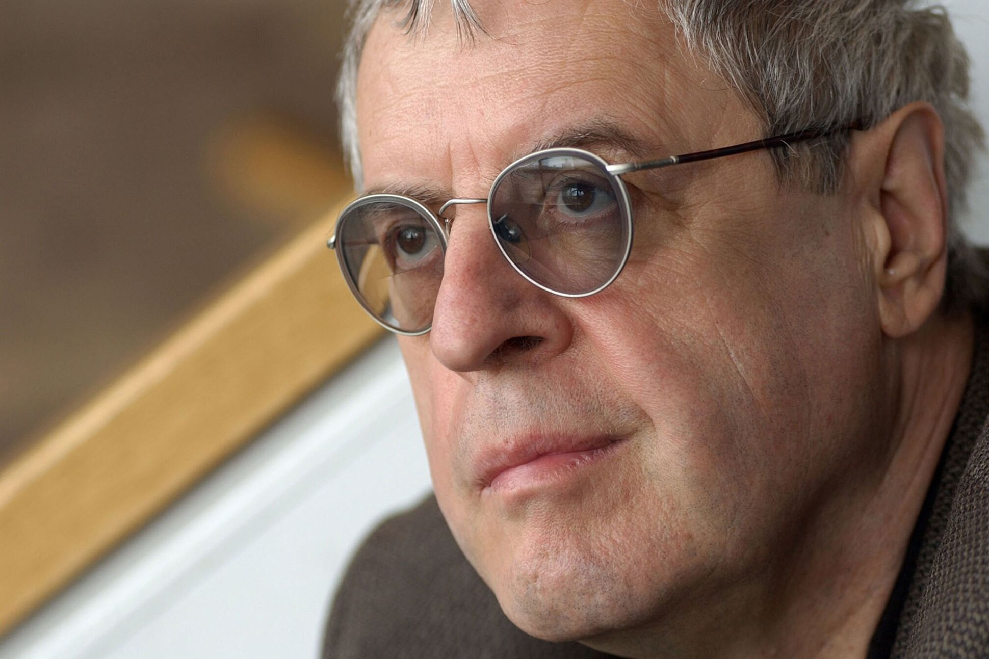 Image of Charles Simic.