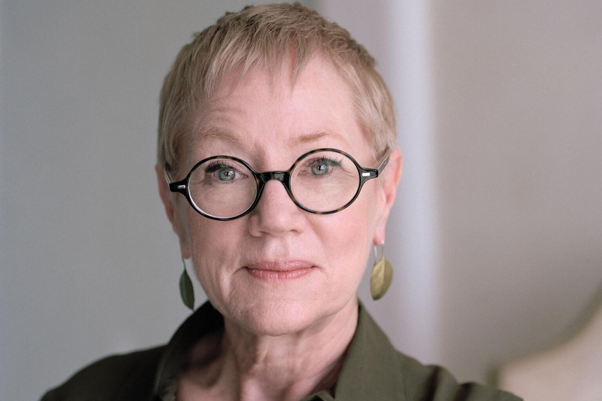 Image of Linda Gregerson.