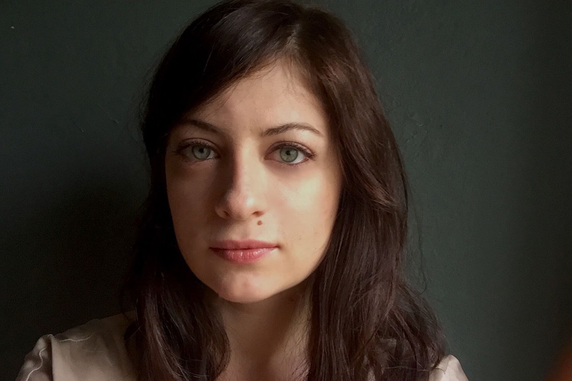 Image of Rachel Corbett. Courtesy of Rainer Ganahl.