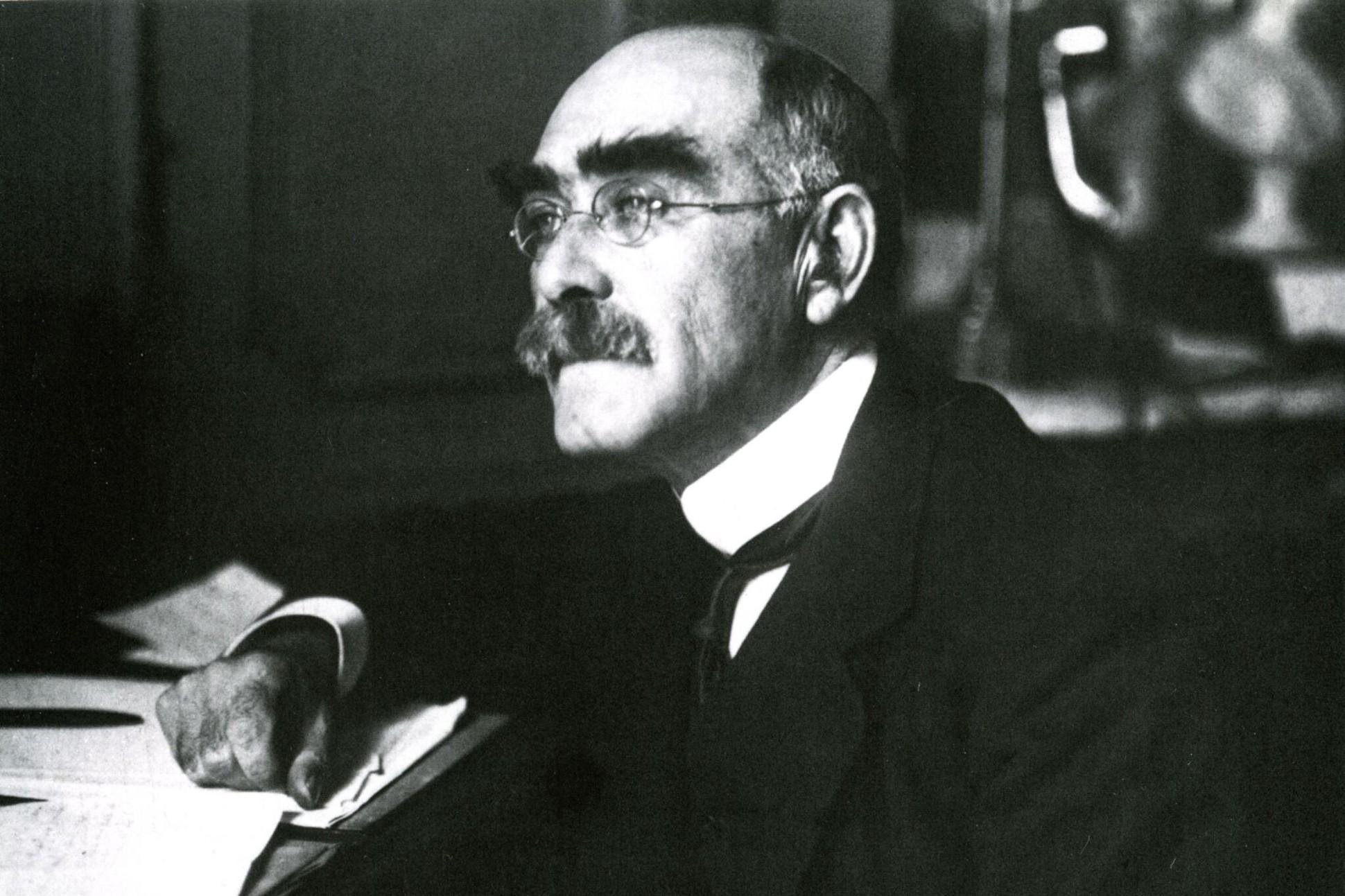 Rudyard Kipling photo #0