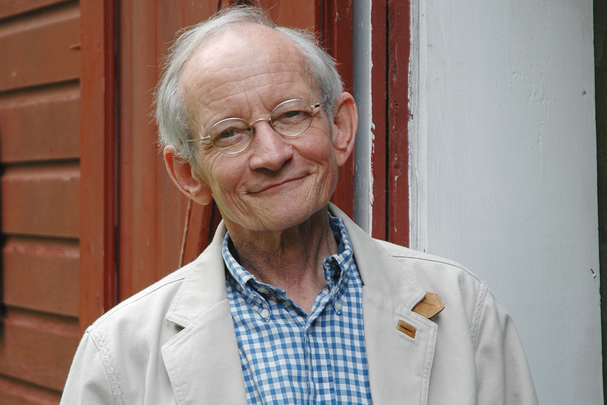 Image of Ted Kooser.