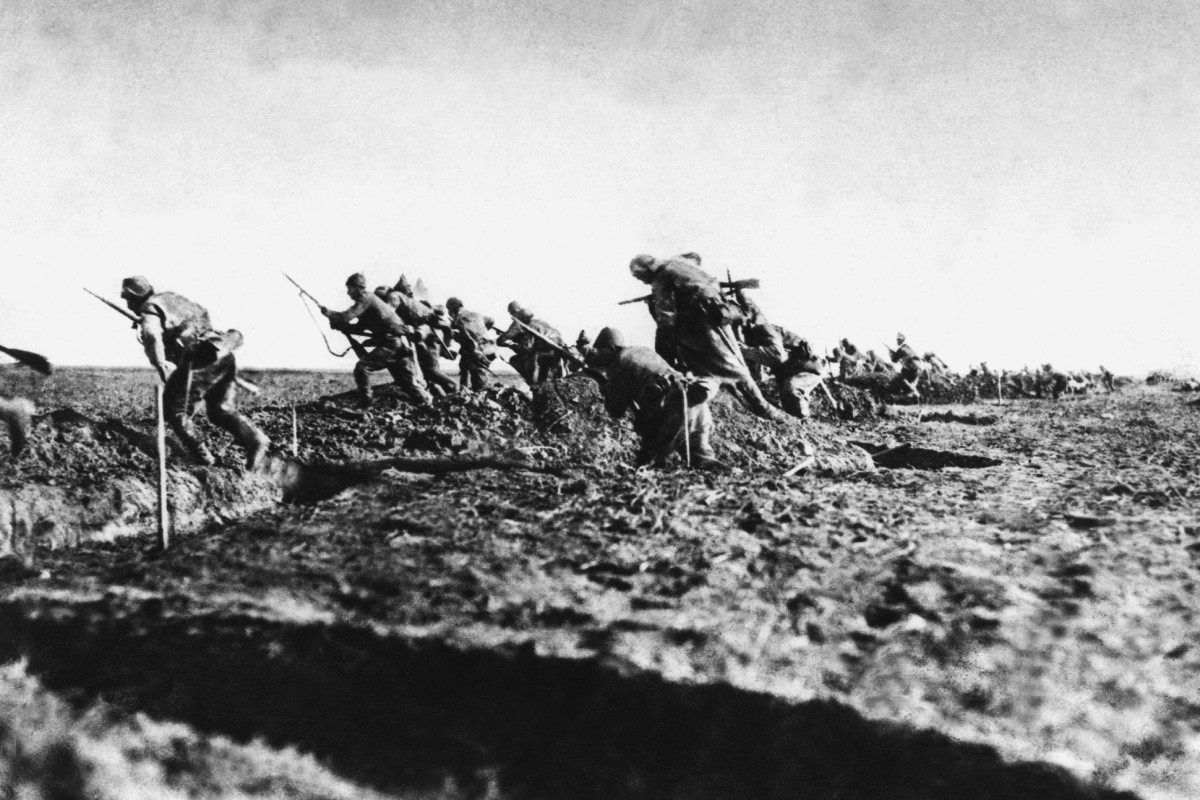 The Poetry of World War I by The Editors | Poetry Foundation