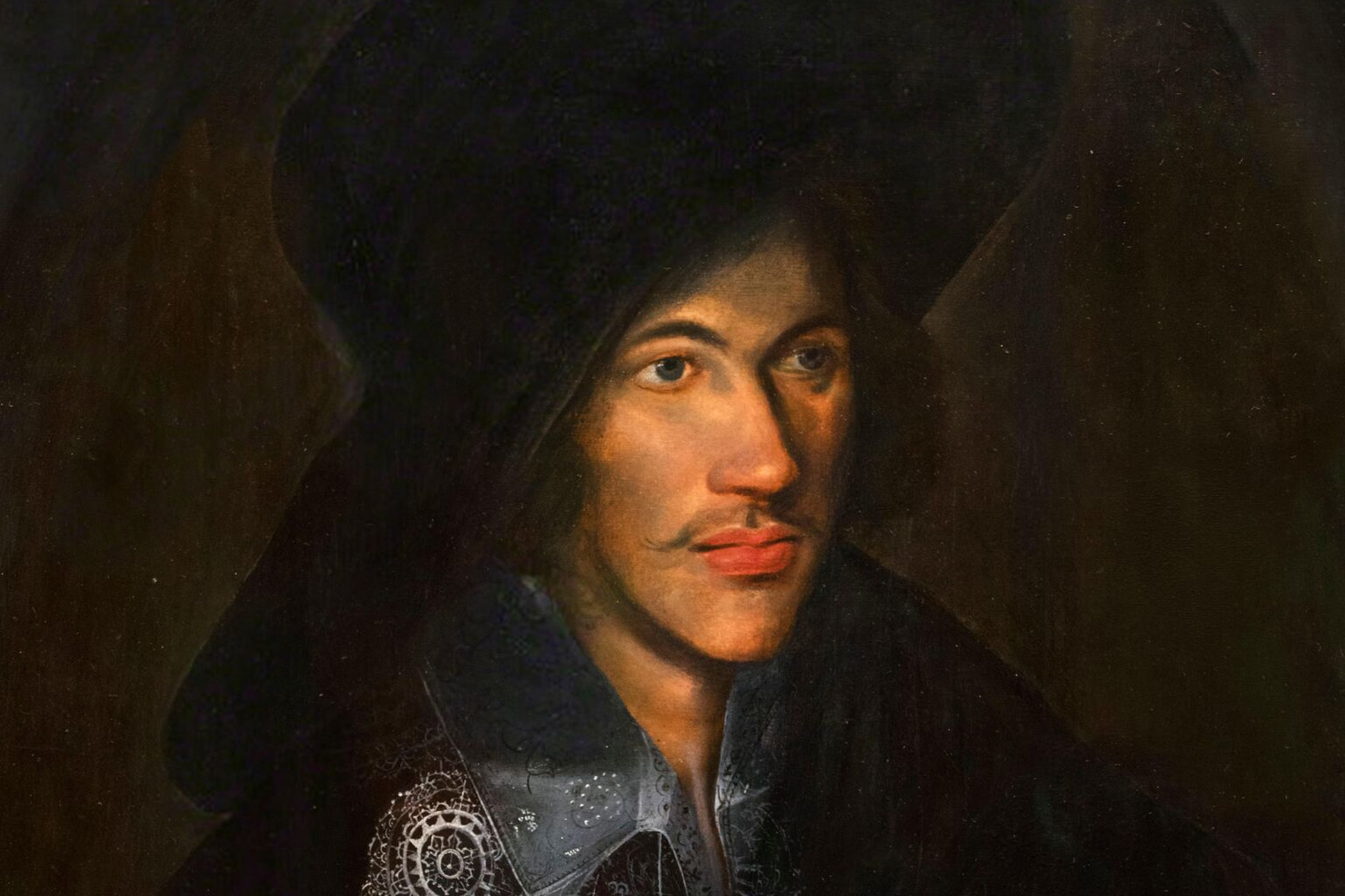 Painting of John Donne.
