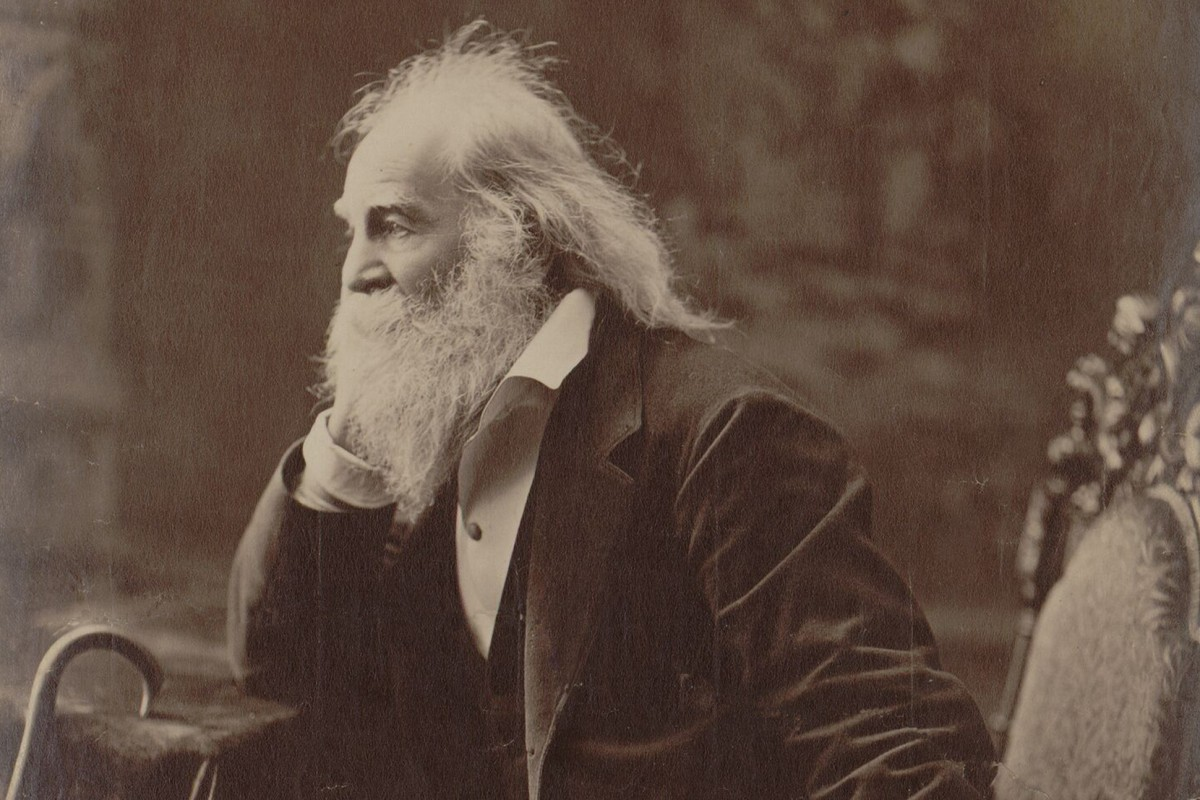 Song of Myself (1892 version) by Walt Whitman | Poetry Foundation