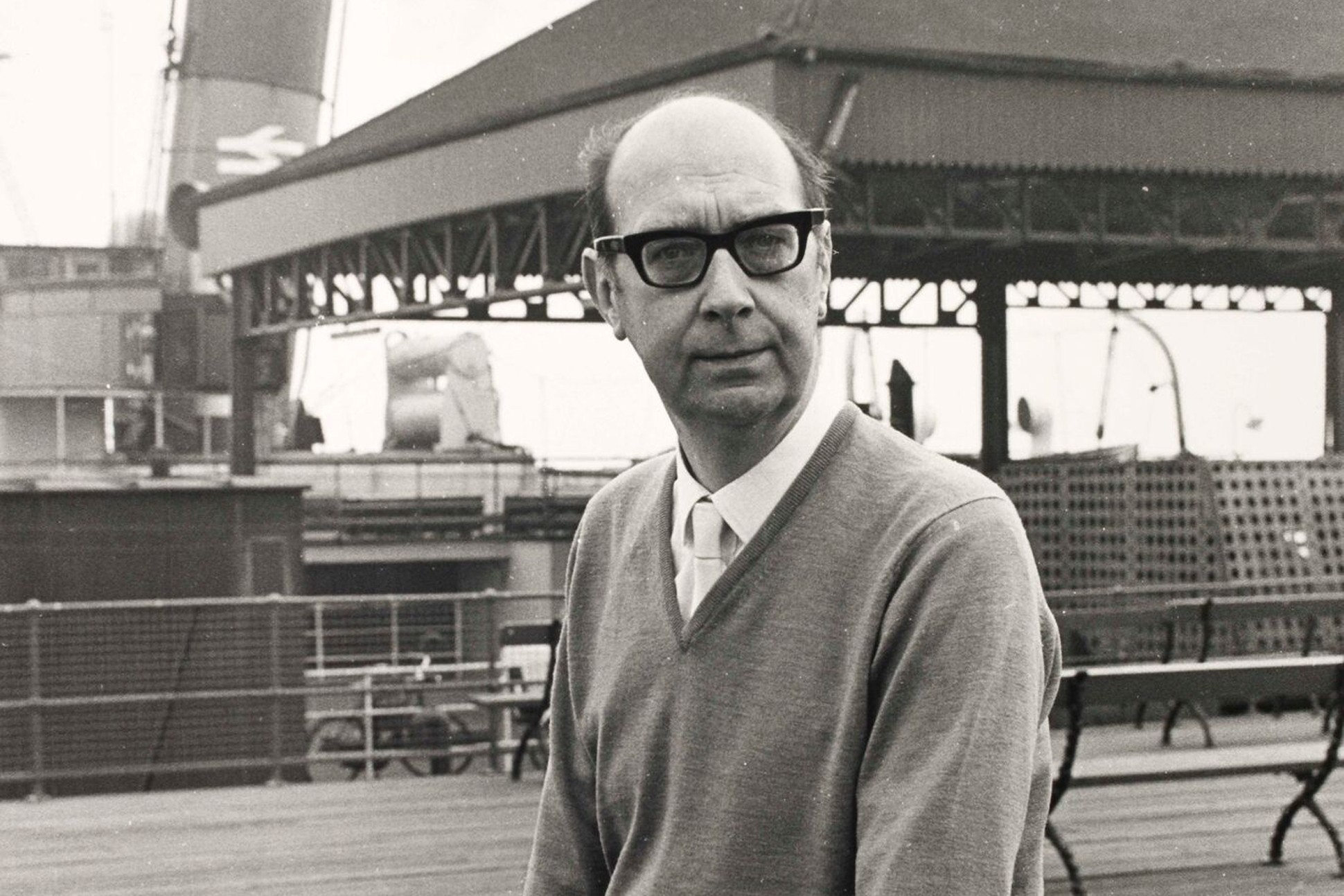 Image of Philip Larkin