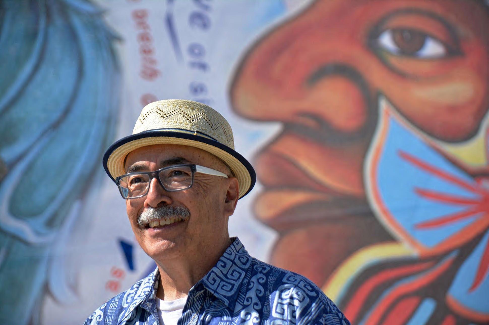 Image of Juan Felipe Herrera
