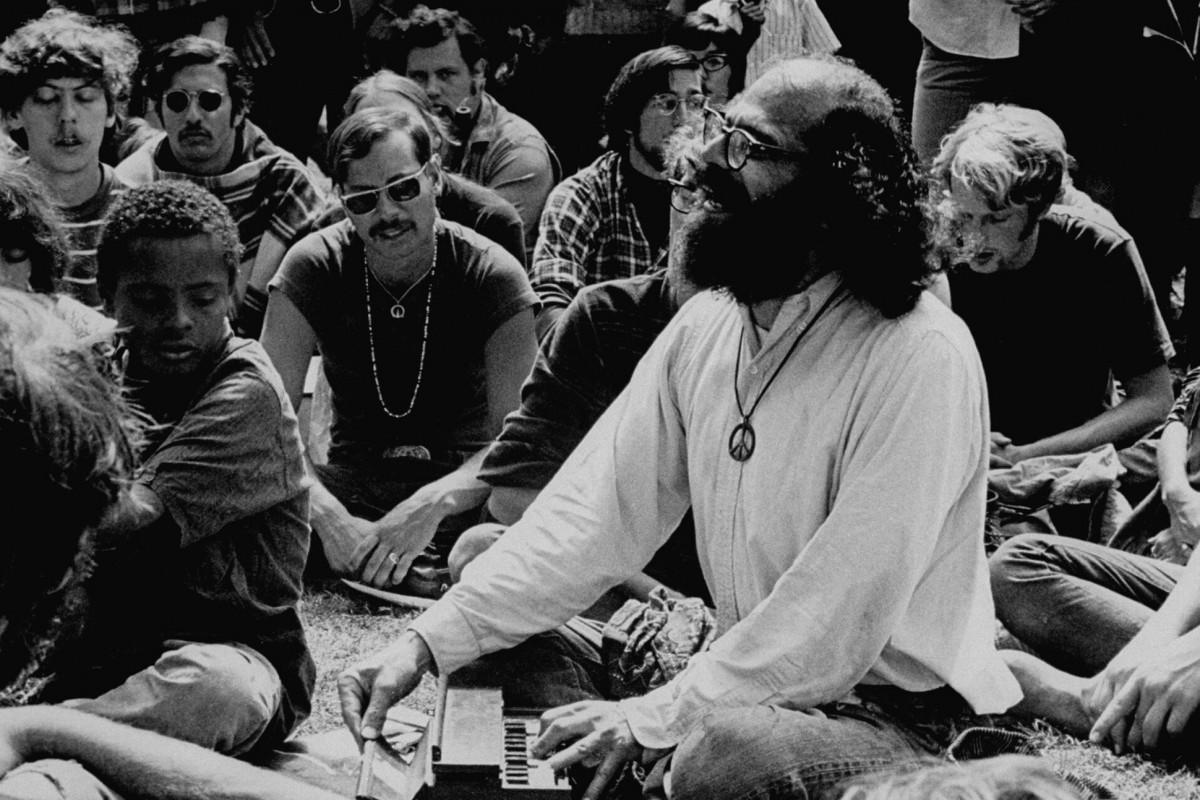 Allen Ginsberg   Poetry Foundation