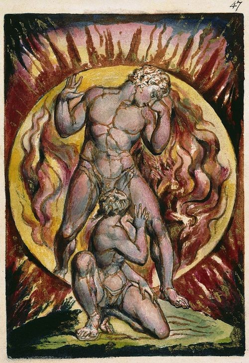 And did those feet in ancient time': William Blake's Vision