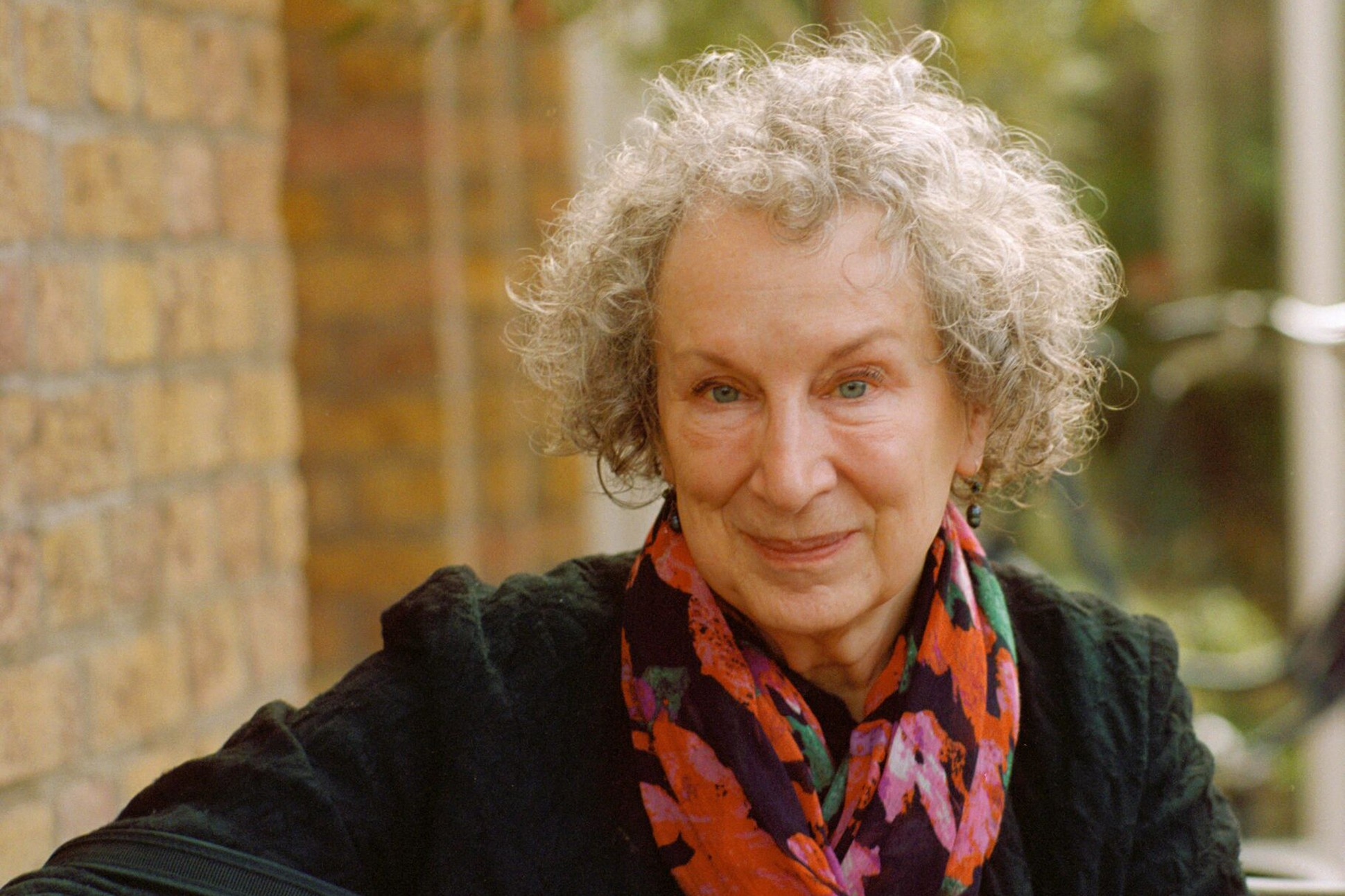 gathering poet by margaret atwood