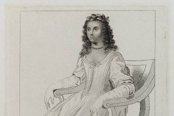 Duchess of Newcastle Margaret Cavendish