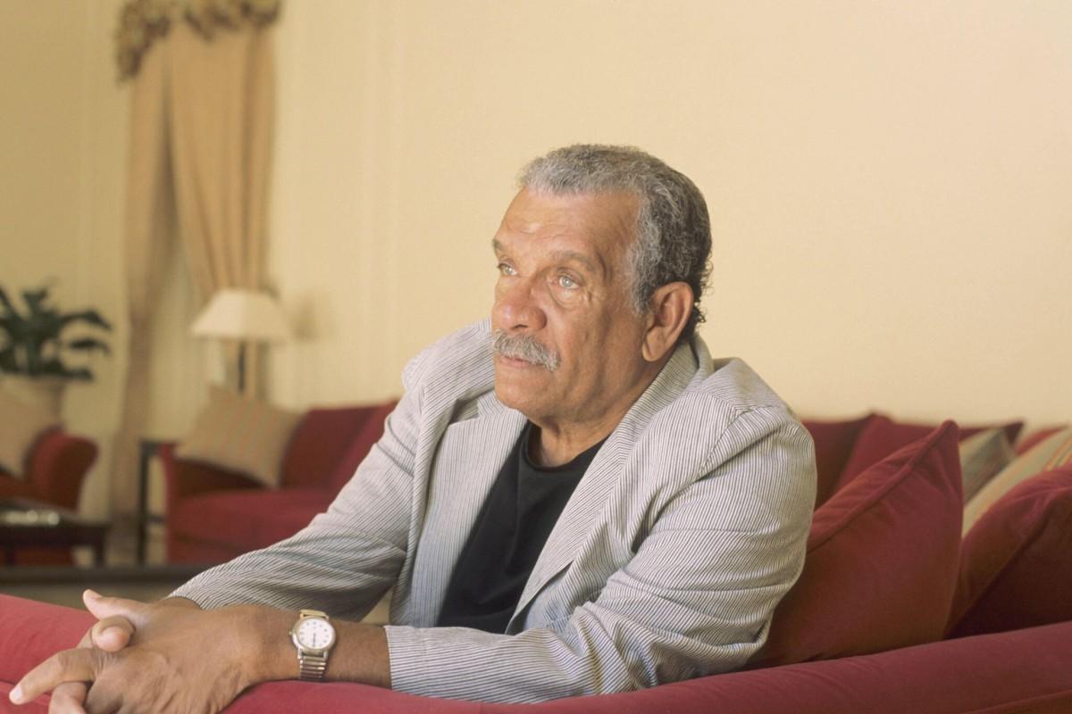 Derek Walcott | Poetry Foundation