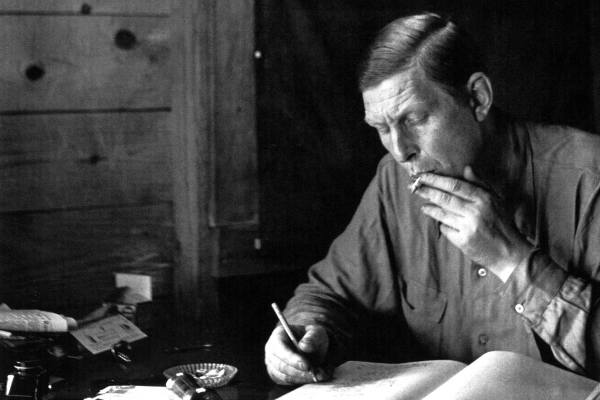 W  H  Auden | Poetry Foundation