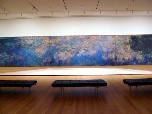 Claude Monet, Water Lillies