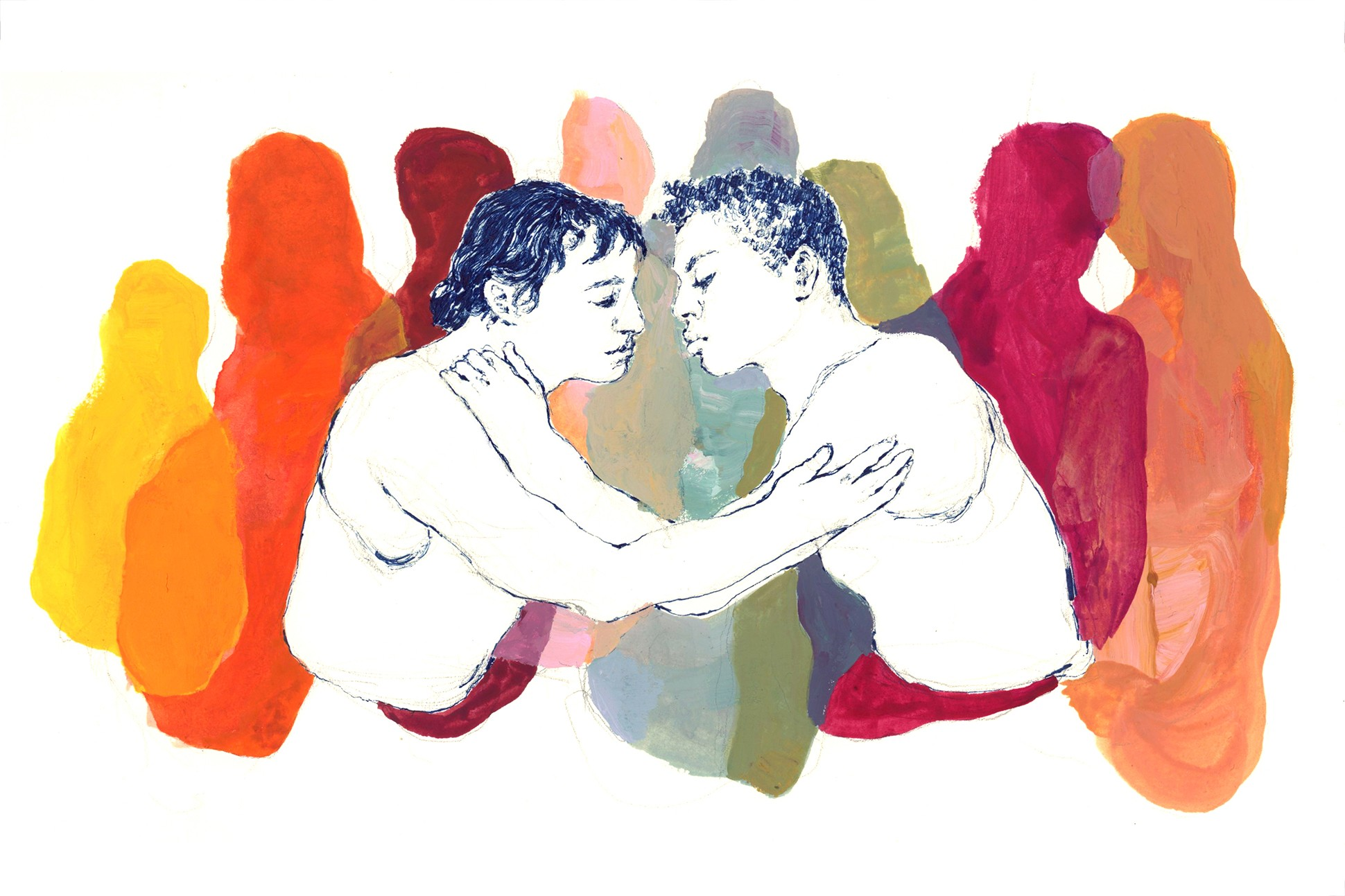 Gay and lesbian love poem