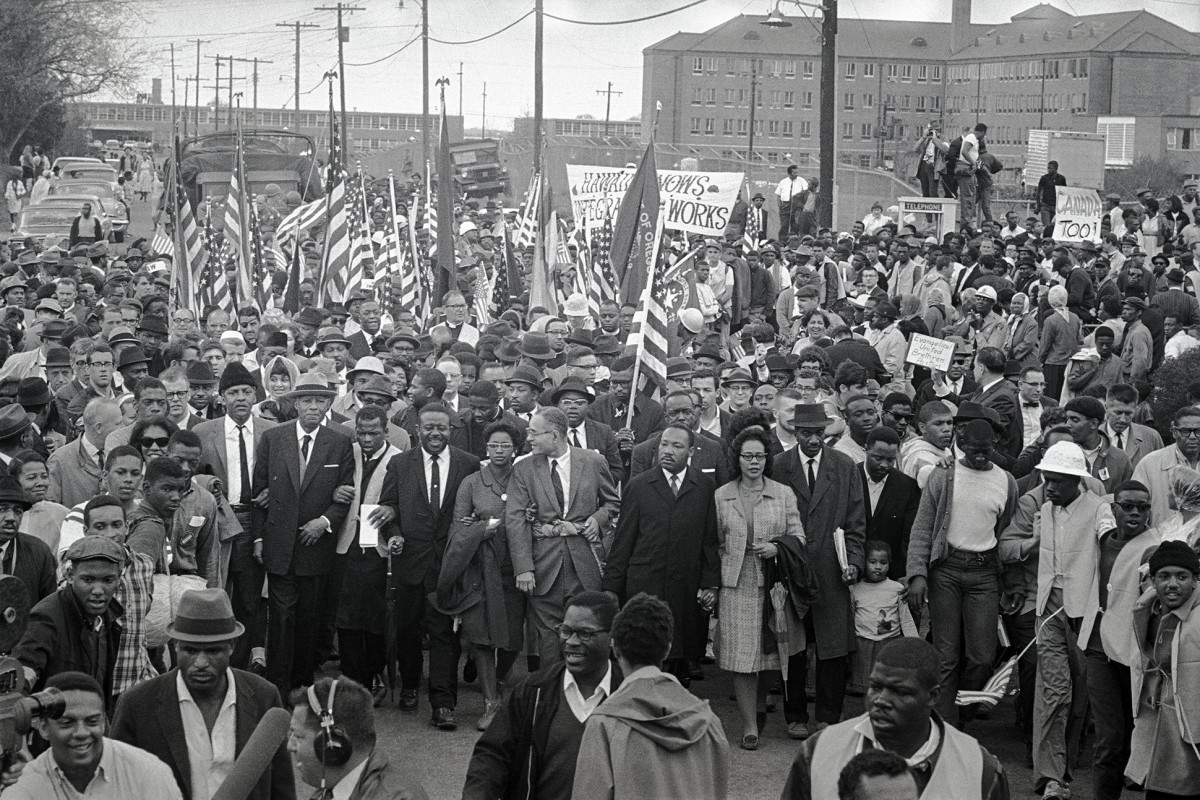 Poetry and the Civil Rights Movement | Poetry Foundation