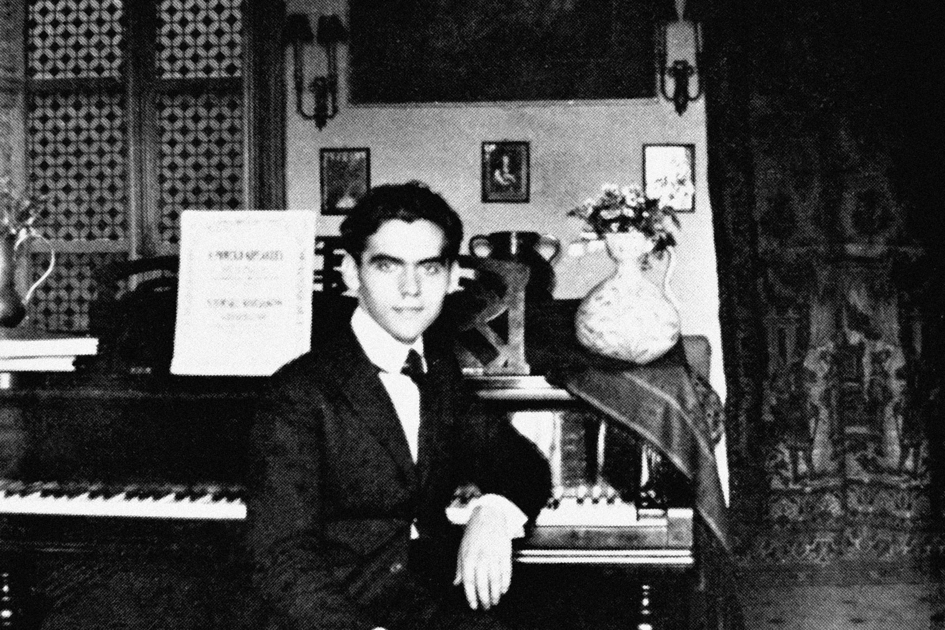 Federico Garca Lorca Poetry Foundation