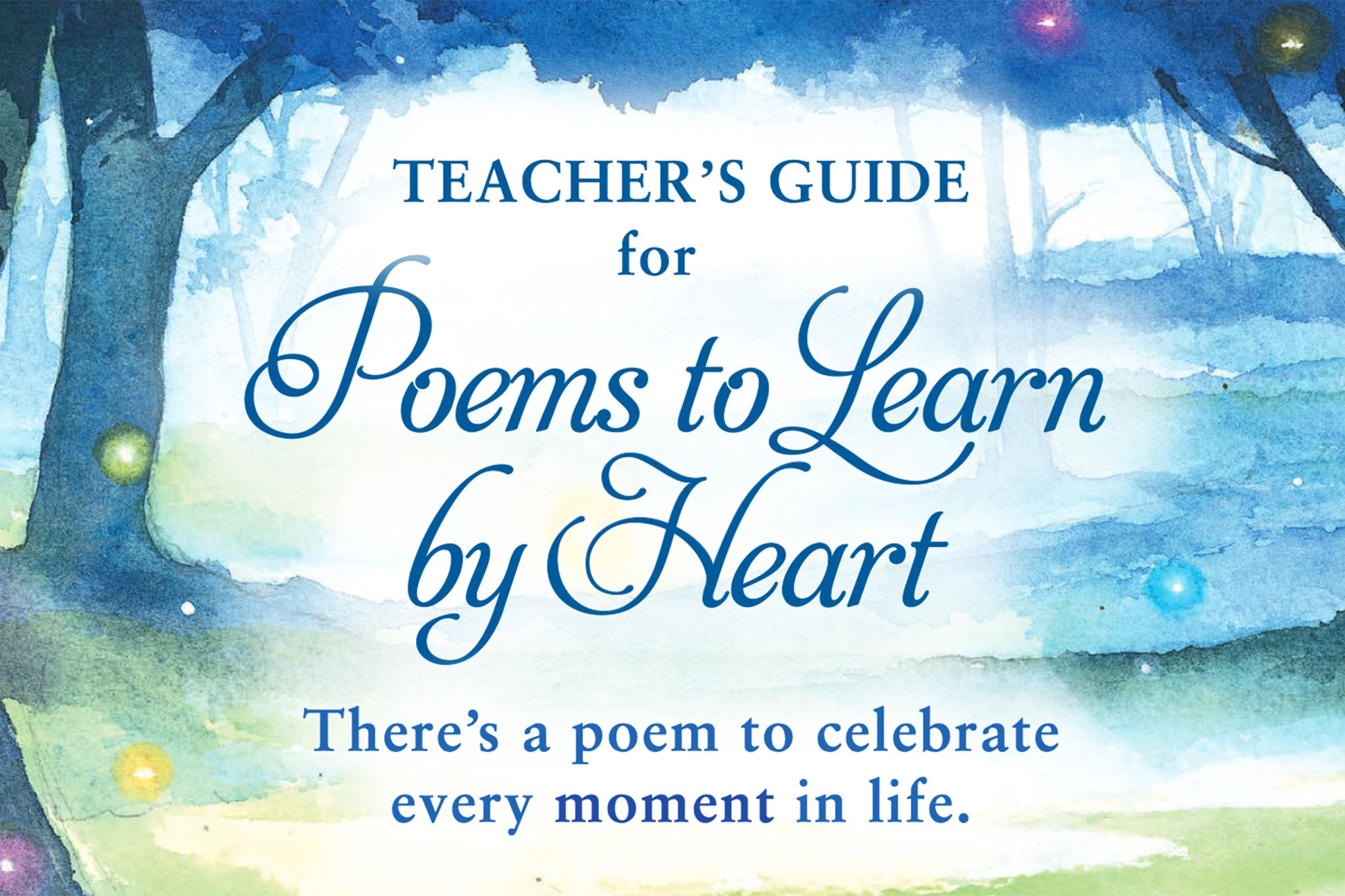 Poem to learn