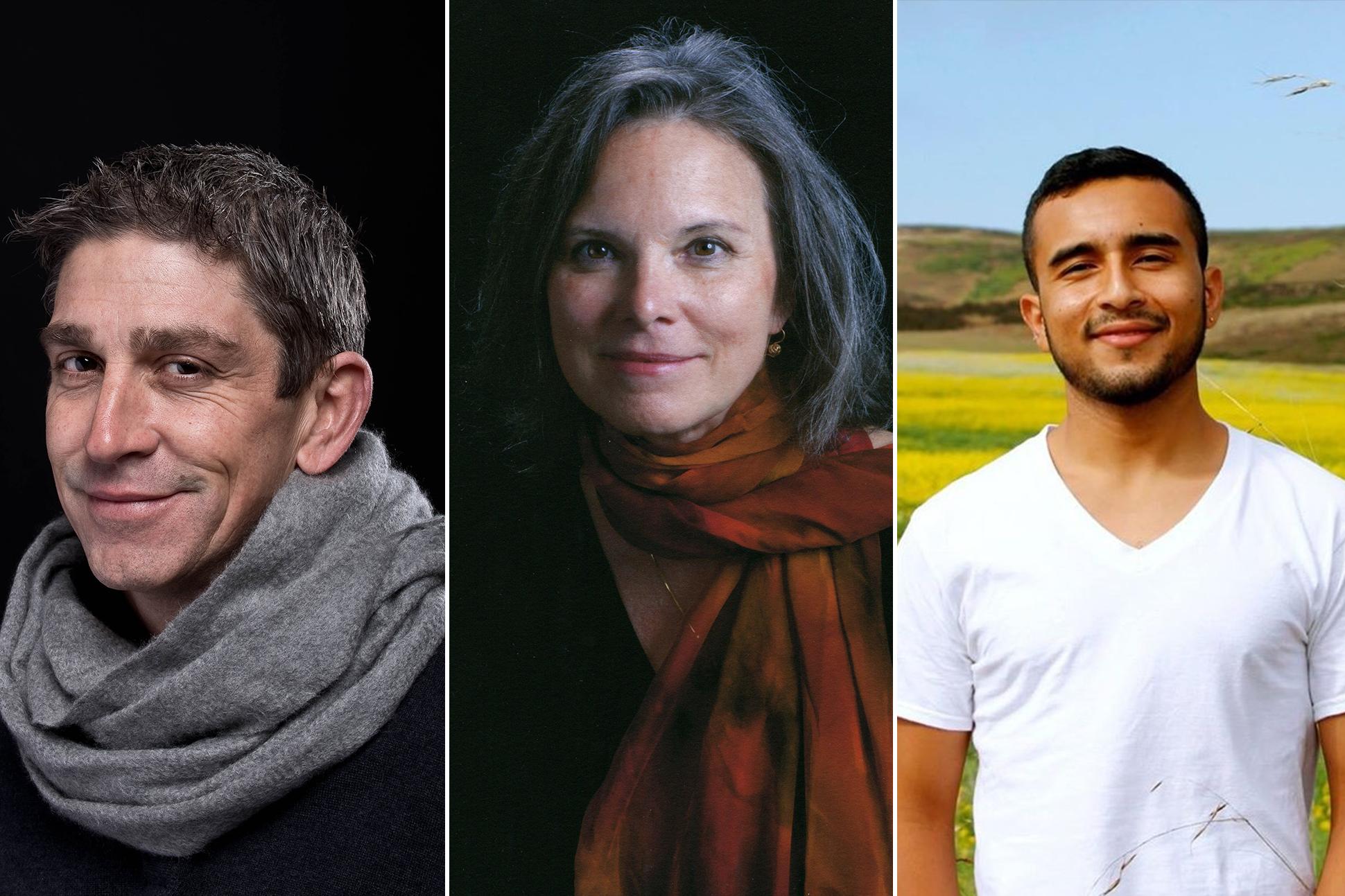 Poetry off the Shelf: Richard Blanco, Carolyn Forché Javier Zamora