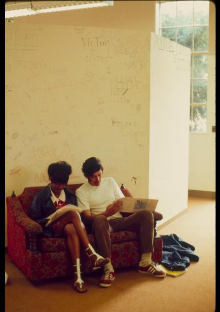 Oscar Castillo California Polytechnic 1970s
