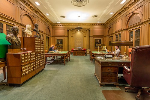 Pin By Interior Designer In A Box On Kids Teenager: The New Yorker Goes Inside The NYPL's Berg Collection By