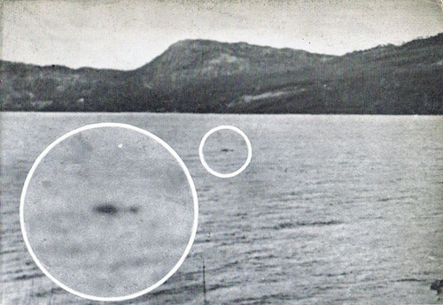 """Analysis of the G.E. Taylor Film."" Loch Ness Monster. August 24, 2011."