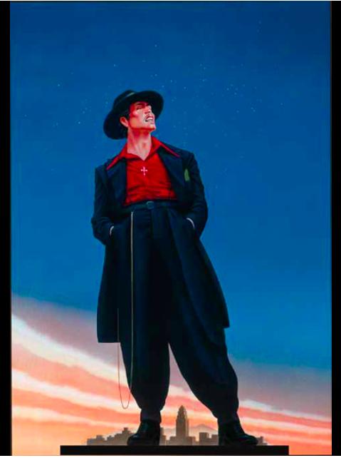 Ignacio Gomez, Zoot Suit A New American Play by Luis Valdez, 1978 poster