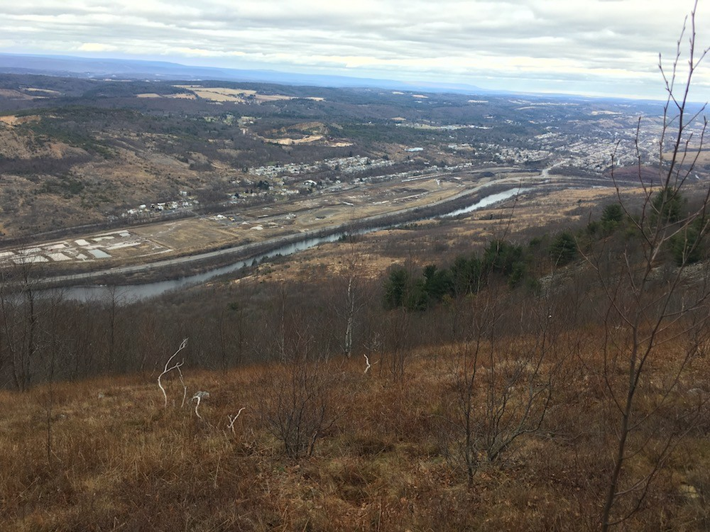 Landscape photo of the Lehigh Valley, PA.