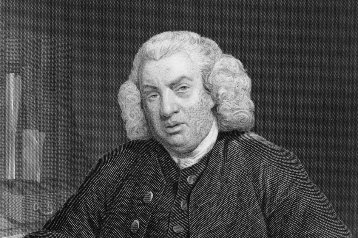 Samuel Johnson | Poetry Foundation