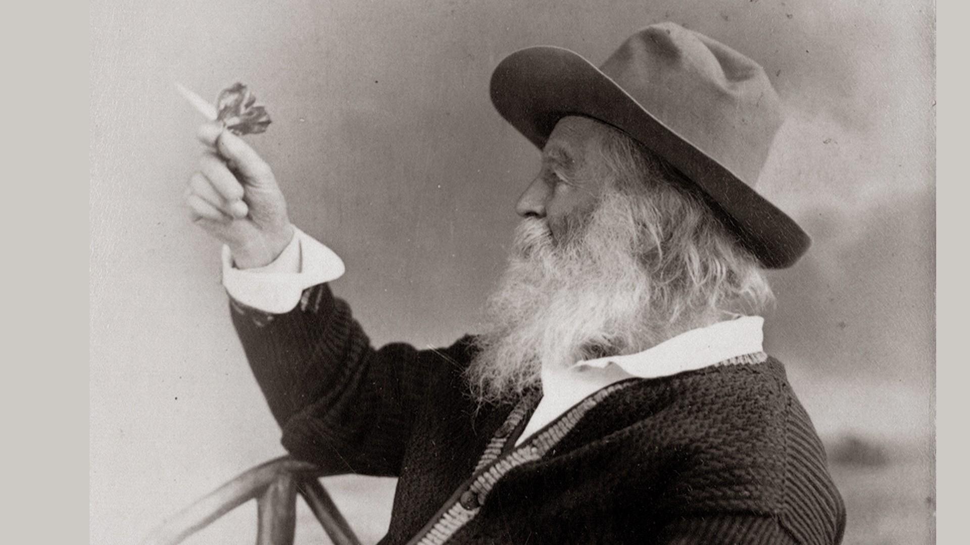 Walt Whitman: Citizen Poet - Poetry Documentaries
