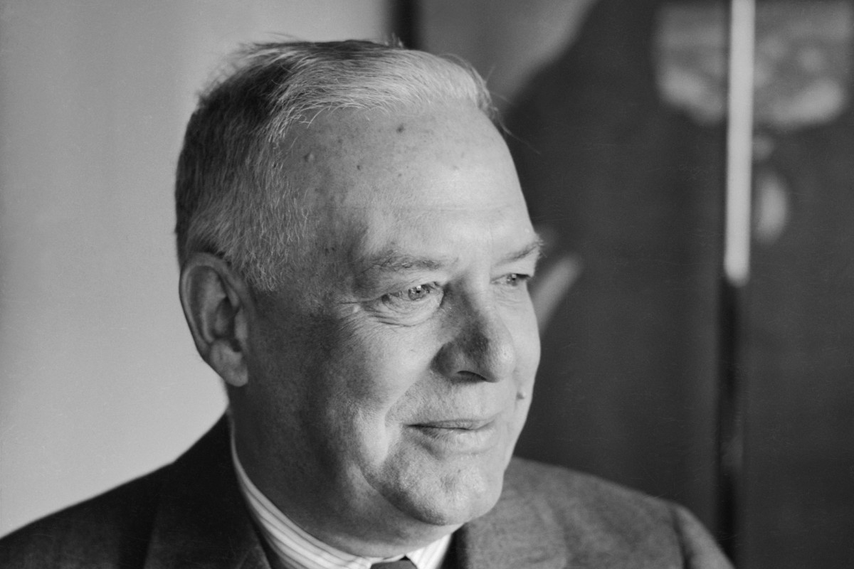 The Comedian as the Letter C by Wallace Stevens | Poetry Foundation